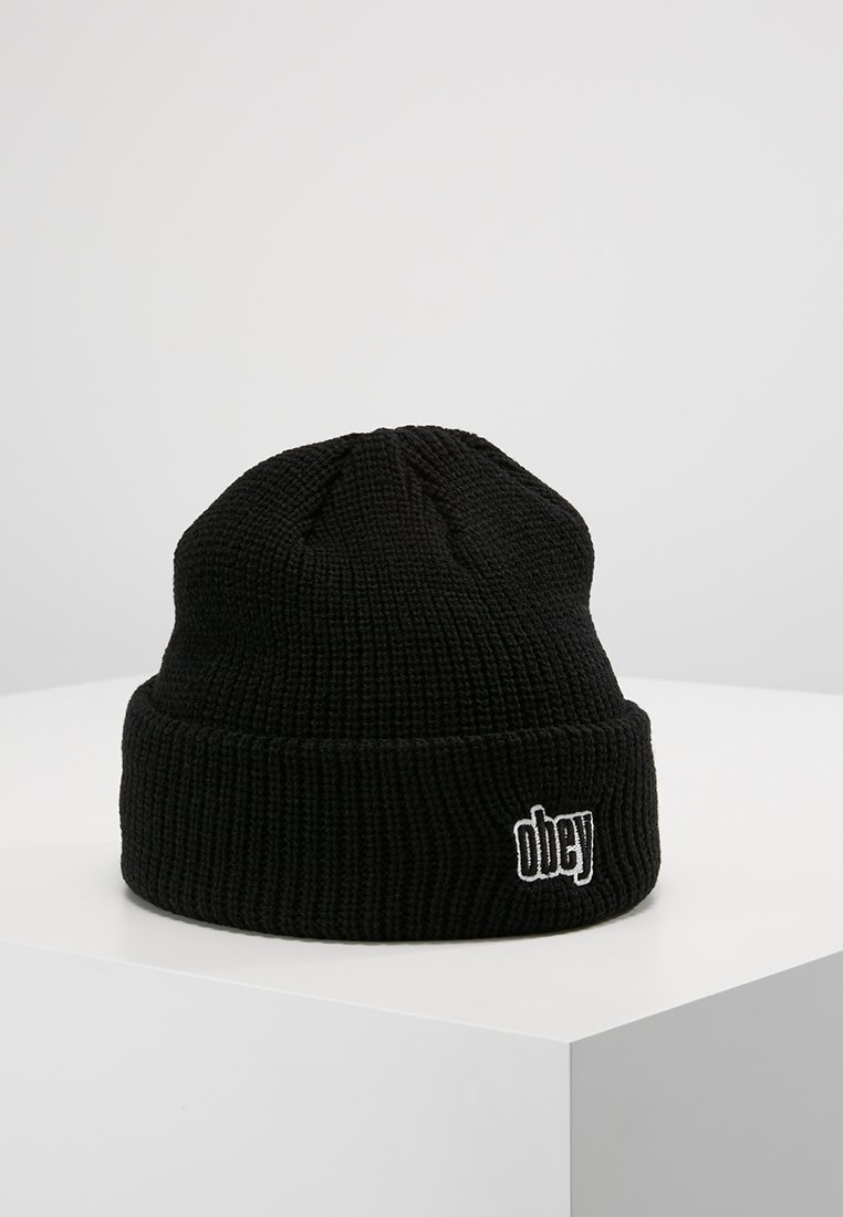 Obey Clothing - JUNGLE BEANIE - Beanie - black