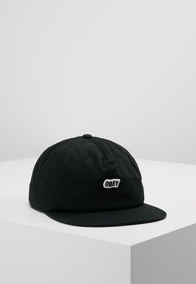 Obey Clothing - SLEEPER SNAPBACK - Caps - black