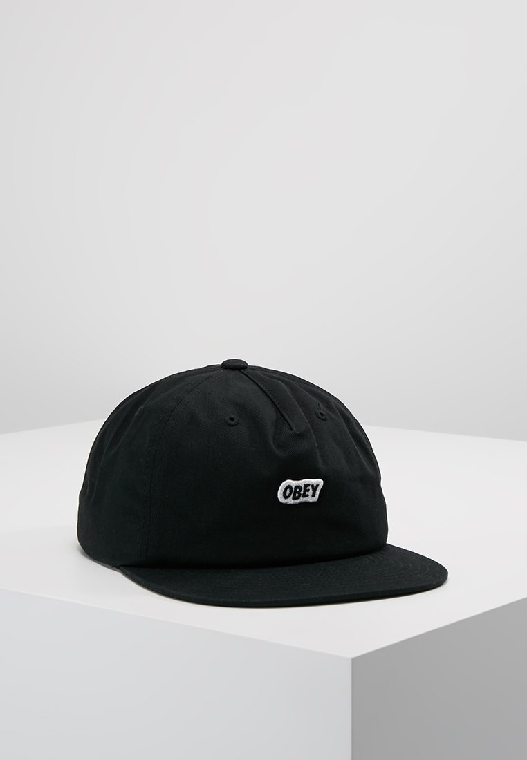 Obey Clothing - SLEEPER SNAPBACK - Cap - black