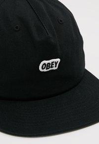 Obey Clothing - SLEEPER SNAPBACK - Caps - black - 5