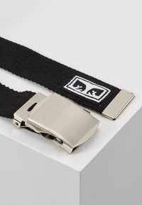 Obey Clothing - BIG BOY WEB BELT - Belt - black - 2