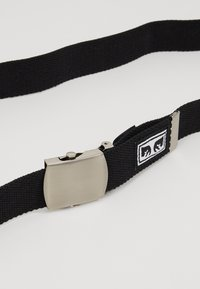 Obey Clothing - BIG BOY WEB BELT - Belt - black - 5