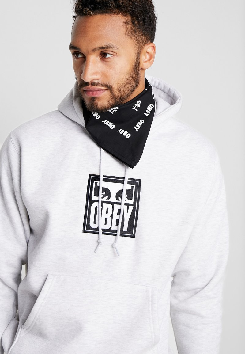 Obey Clothing - CREEPER BANDANA - Foulard - black