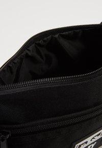 Obey Clothing - CONDITIONS SIDE BAG III - Taška spříčným popruhem - black - 5