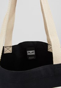 Obey Clothing - OBEY EYES ICON 2 - Shopping Bag - black - 5