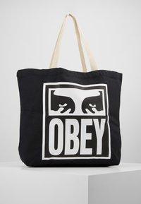 Obey Clothing - OBEY EYES ICON 2 - Shopping Bag - black - 0