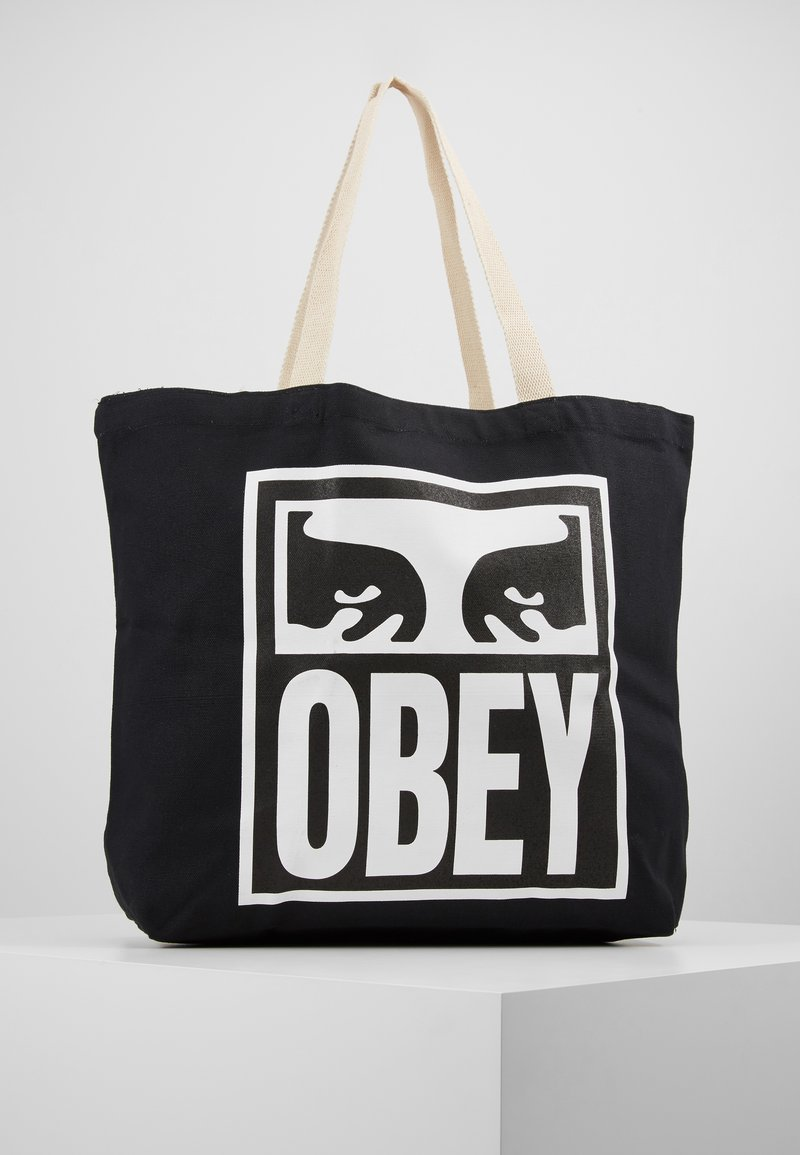 Obey Clothing - OBEY EYES ICON 2 - Shopping Bag - black