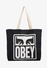 Obey Clothing - OBEY EYES ICON 2 - Shopping Bag - black - 1