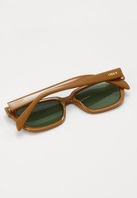 Obey Clothing - ROCCO - Sluneční brýle - caramel - 3