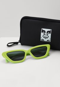 Obey Clothing - TONY - Zonnebril - lime - 1