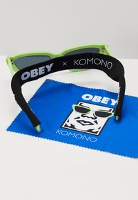 Obey Clothing - TONY - Zonnebril - lime - 2