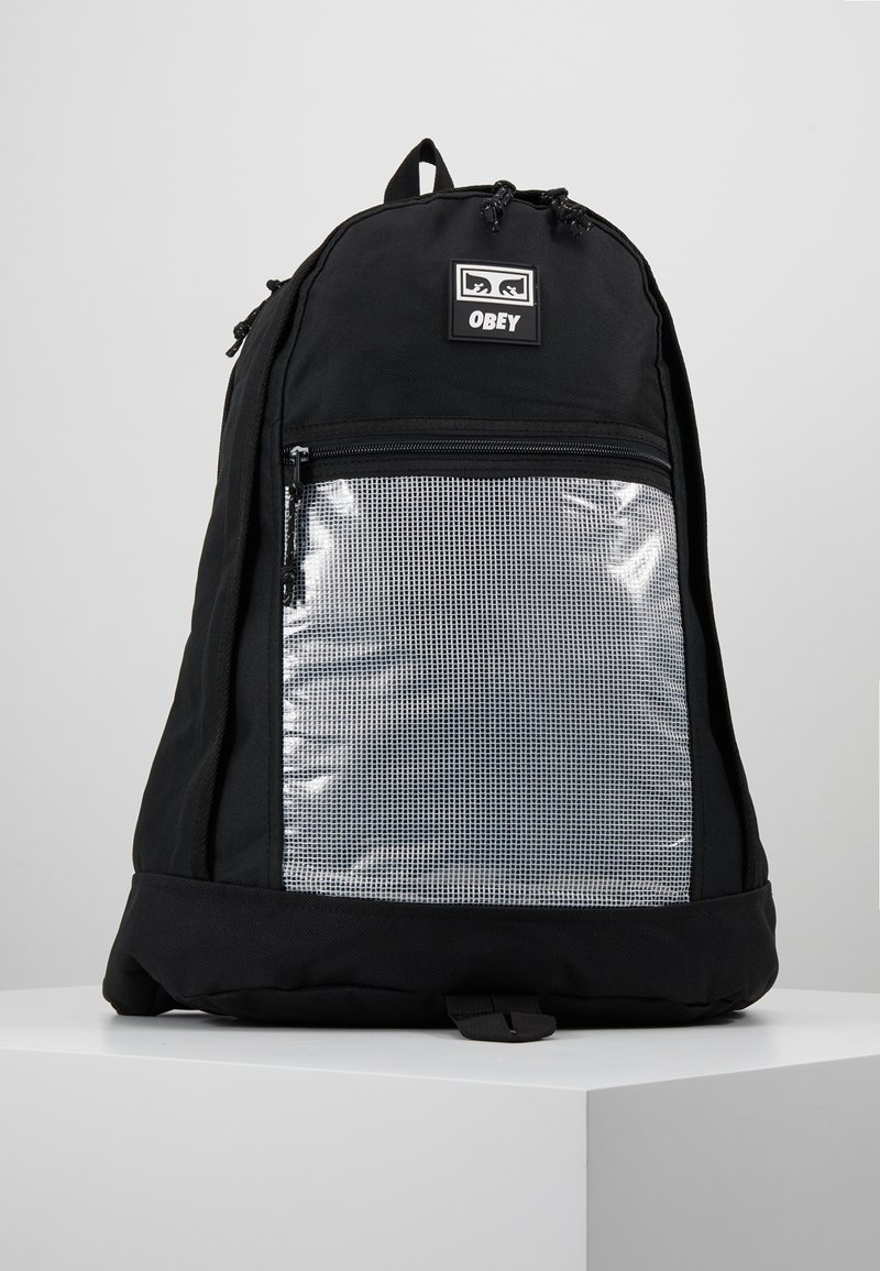 Obey Clothing - CONDITIONS DAY PACK  - Rucksack - black
