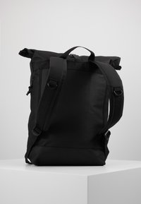 Obey Clothing - CONDITIONS ROLL TOP BAG - Reppu - black - 3
