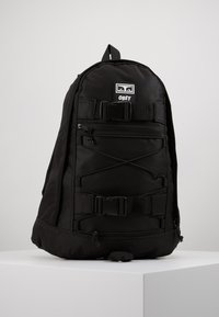 Obey Clothing - CONDITIONS UTILITY DAY PACK - Batoh - black - 0