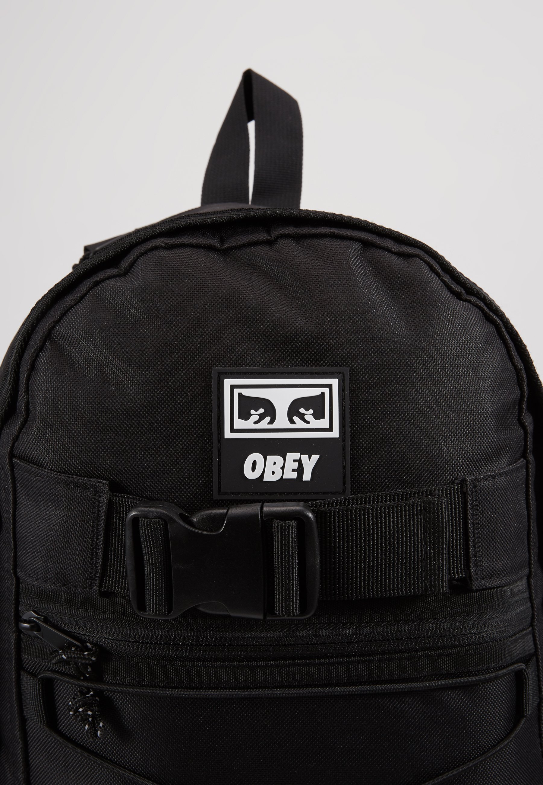 Obey Clothing Conditions Utility Day Pack - Plecak Black