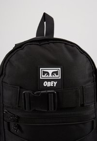 Obey Clothing - CONDITIONS UTILITY DAY PACK - Batoh - black - 2