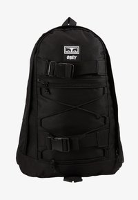 Obey Clothing - CONDITIONS UTILITY DAY PACK - Batoh - black - 1