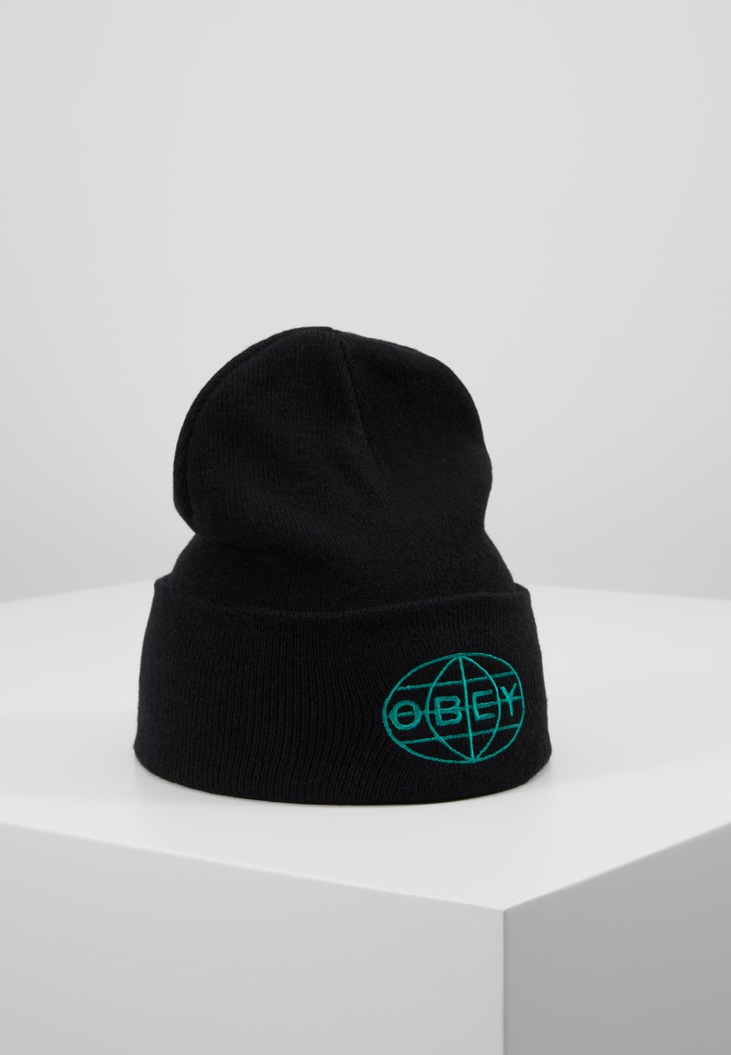 Obey Clothing - GRAVITY BEANIE - Lue - black