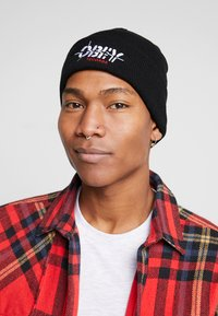 Obey Clothing - RECORDS BEANIE - Beanie - black - 1