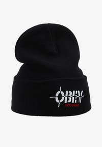 Obey Clothing - RECORDS BEANIE - Beanie - black - 4