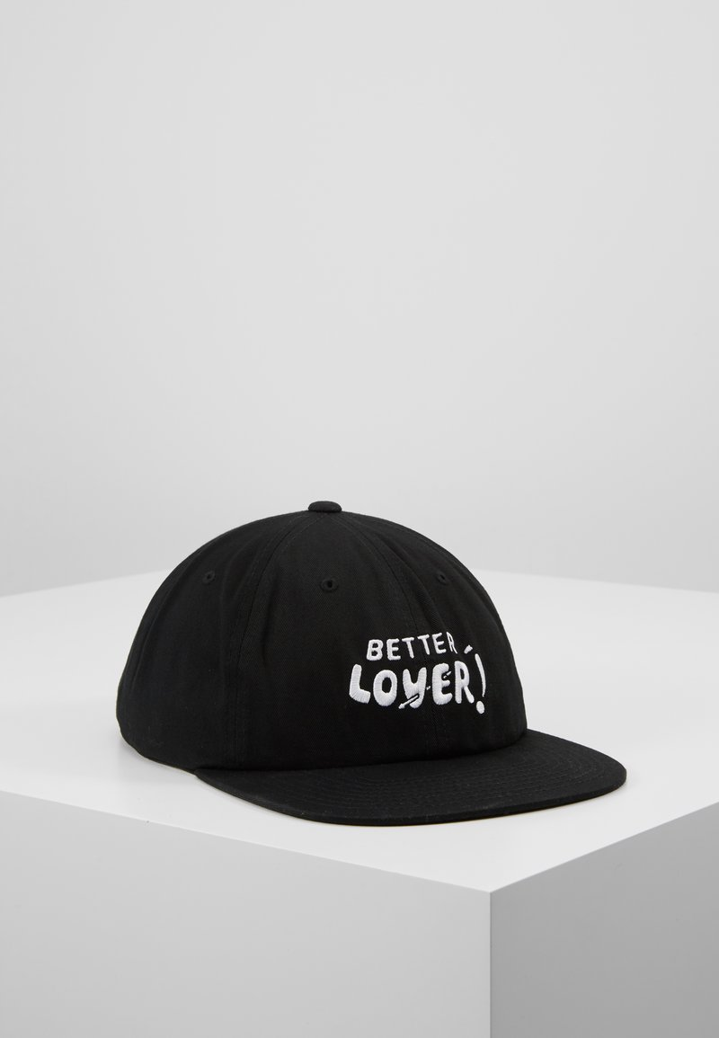 Obey Clothing - LOVERS PANEL STRAPBACK - Cappellino - black