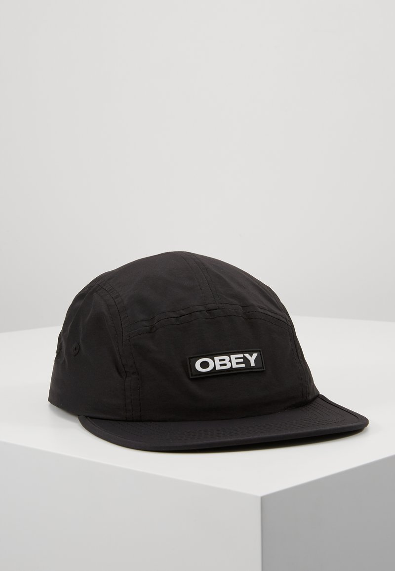 Obey Clothing - DEPOT PANEL HAT - Keps - black