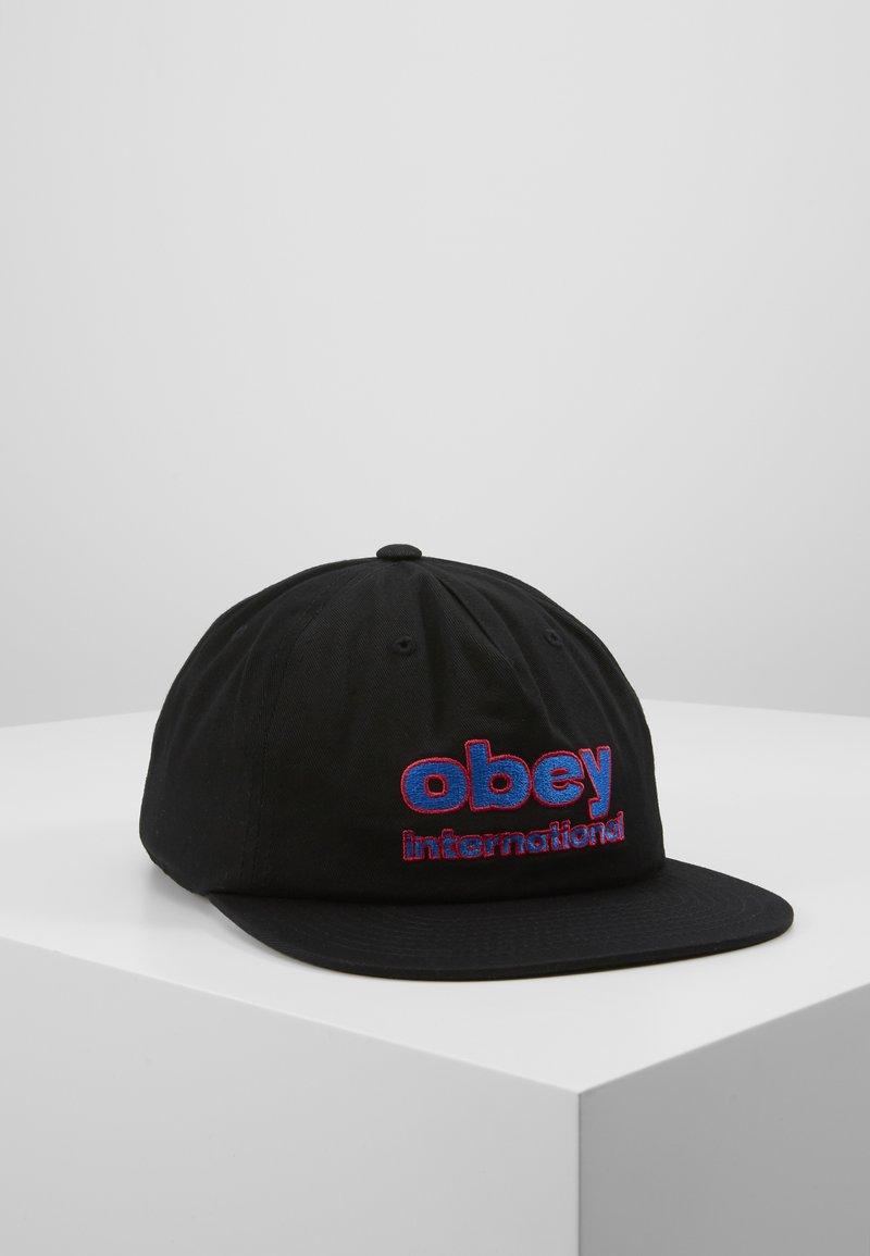 Obey Clothing - LIAM STRAPBACK - Caps - black