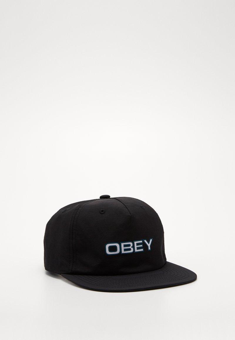Obey Clothing - COPPER STRAPBACK - Kšiltovka - black