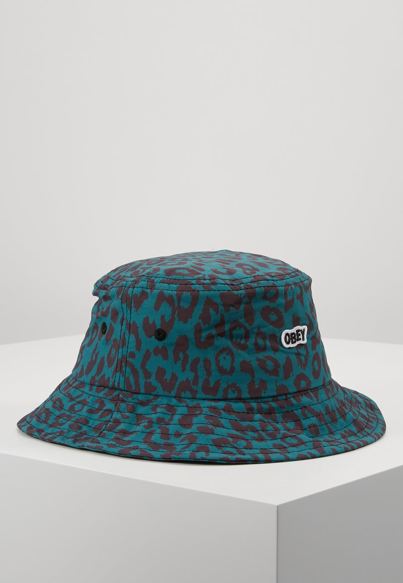 Obey Clothing - BUCKET HAT - Hut - blue green