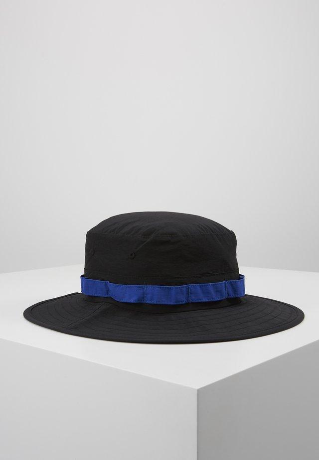 BASIN BOONIE HAT - Klobouk - black