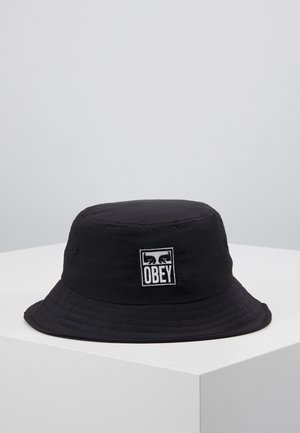 ICON EYES BUCKET HAT - Klobouk - black