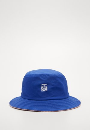ICON REVERSIBLE BUCKET HAT - Cappello - blue