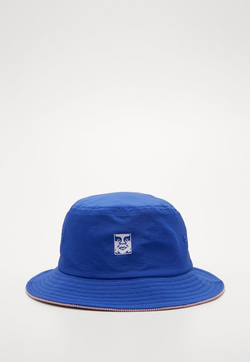 Obey Clothing - ICON REVERSIBLE BUCKET HAT - Klobouk - blue