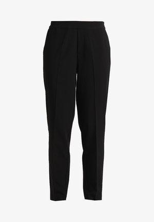 OBJCECILIE - Pantalones - black