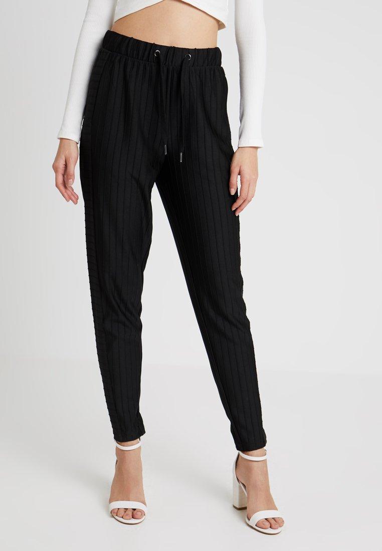 Object - PANT - Trousers - black