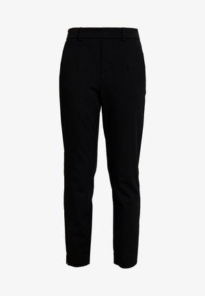 OBJLISA SLIM PANT NOOS - Pantaloni - black