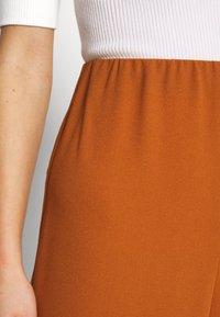Object - OBJCAMIL PANT - Spodnie materiałowe - sugar almond - 4