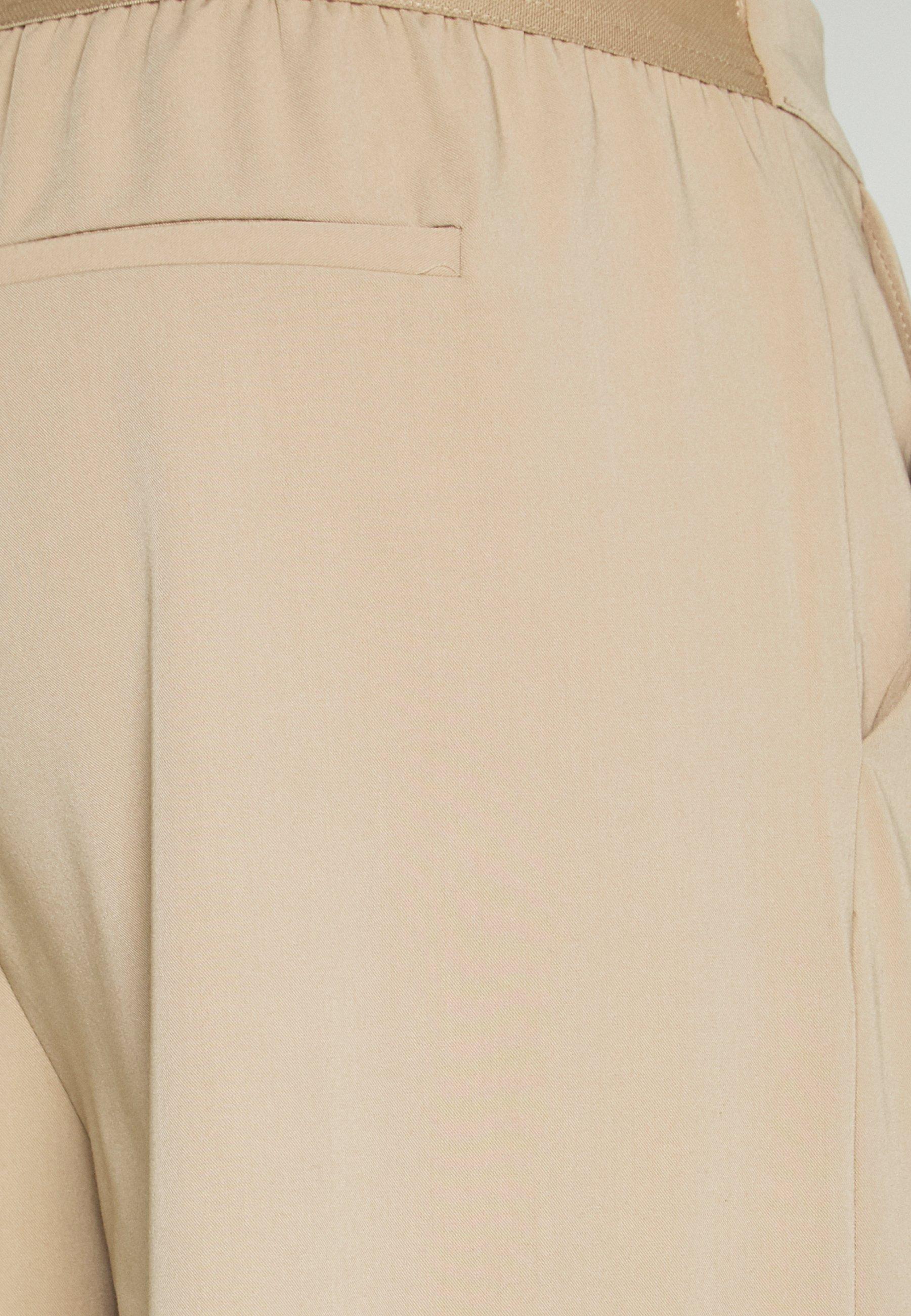 Object OBJCECILIE CULOTTE PANTS SEASONAL - Spodnie materiałowe - incense