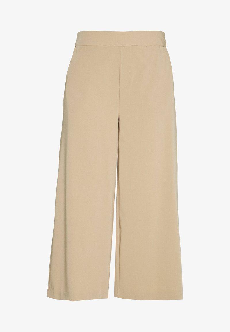 Object - OBJCECILIE CULOTTE PANTS SEASONAL - Trousers - incense