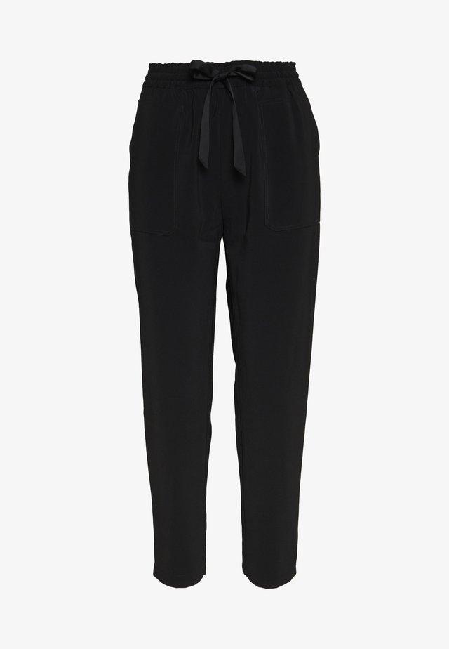 OBJARIA  - Pantalon classique - black