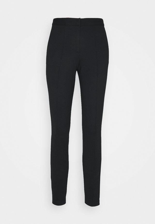 OBJCHIA NICKY ANCLE PANT  - Bukse - black
