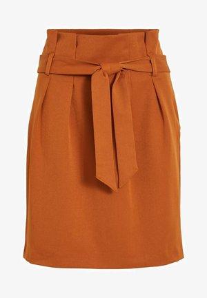 OBJLISA ABELLA - Mini skirt - sugar almond