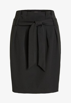 OBJLISA ABELLA - Mini skirt - black