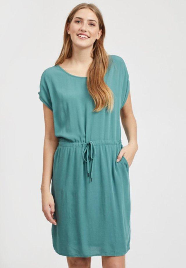 OBJBAY DALLAS - Korte jurk - blue spruce