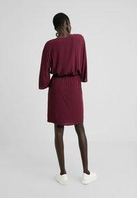 Object - Denní šaty - port royale - 2