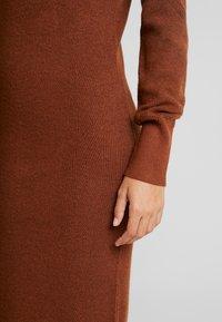 Object - Jumper dress - brown patina - 6