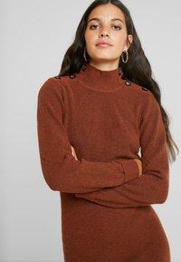 Object - Jumper dress - brown patina - 4