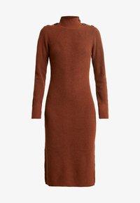 Object - Jumper dress - brown patina - 5