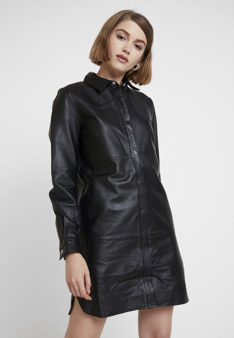 Object - Denní šaty - black