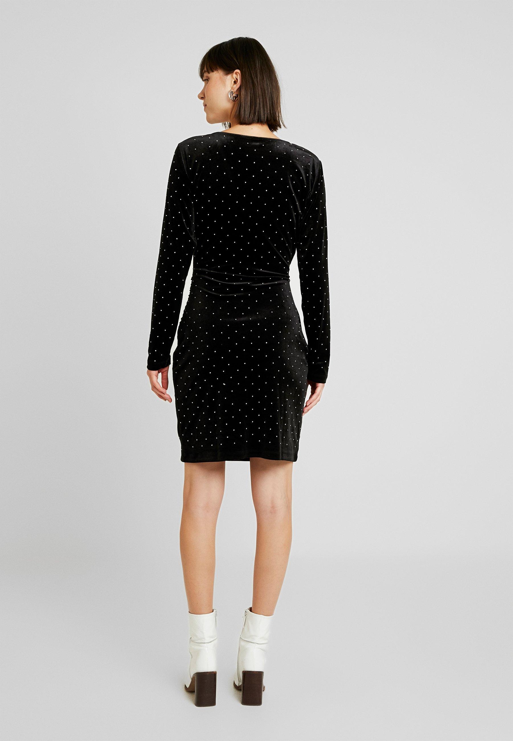 Object Sukienka koktajlowa - black